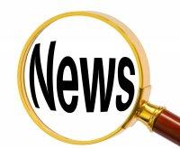 """Das Wort """"News"""", durch die Lupe betrachtet"""