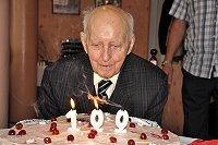100. Geburtstag. Foto: Manuel Bendig / pixelio.de