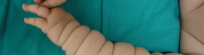 Michelin-Reifen-Baby-Syndrom. ©KU Leuven – Hilde Van Esch. Nur in Verbindung mit der Pressemeldung